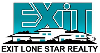 EXIT Lone Star Realty Houston Texas Real estate Broker Logo